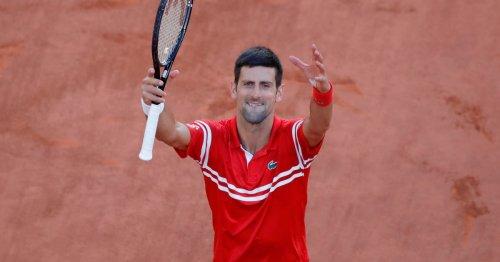 Djokovic defeats Tsitsipas to win French Open