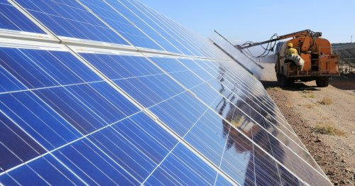 Report warns of Uighur forced labour in solar panel supply chain