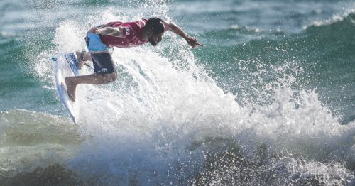 Surfing makes long-awaited Olympics debut at Tokyo Games