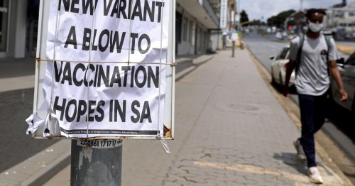 India's COVID battle causes vaccine worries in Africa