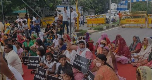 Dalit girl allegedly raped, killed and forcibly cremated in India