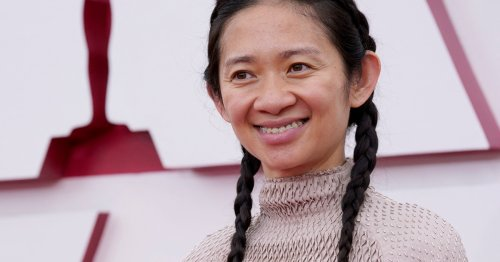 Zhao becomes first Asian woman to win best director Oscar