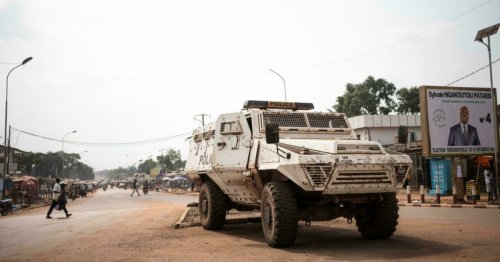 Why is Central African Republic struggling to find peace?