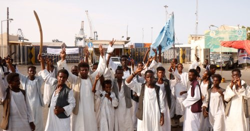 Sudan thwarts Ethiopian incursion amid protests in east