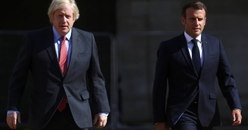 Aukus: In sign of easing tensions, Macron holds call with Johnson