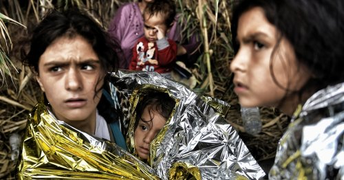 Doubts simmer over EU plan to fund new refugee camps in Greece