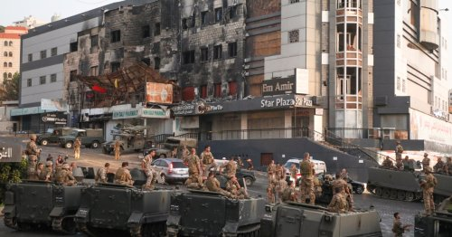 Gunmen attack funeral of Hezbollah commander in Lebanon