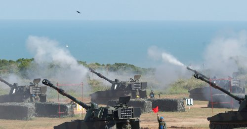 US approves potential howitzer artillery system sales to Taiwan