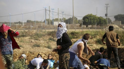 Israeli forces shoot dead Palestinian teens in Gaza
