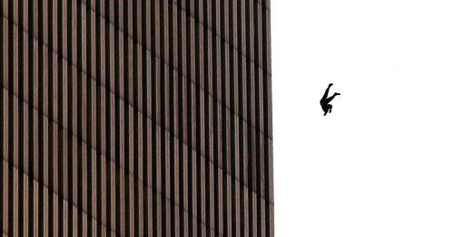 Photographing 9/11: 'What did they think as they jumped?'