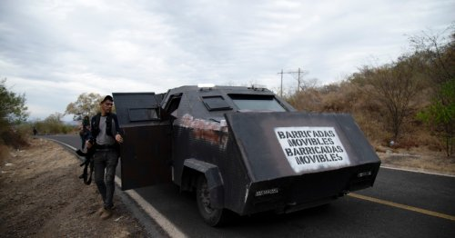 Aguililla: The Mexican town in the crossfires of a cartel war