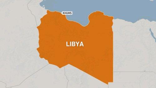 UN: Dozens presumed dead after boat capsizes off Libya coast