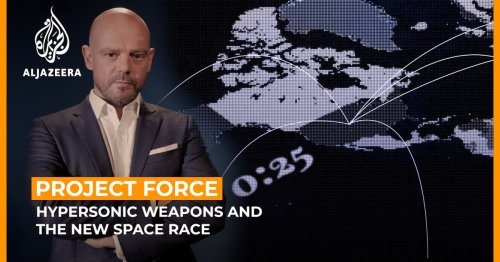 Project Force: Hypersonic weapons and the new space race