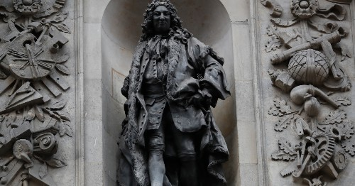 London to remove two statues over links to slave trade