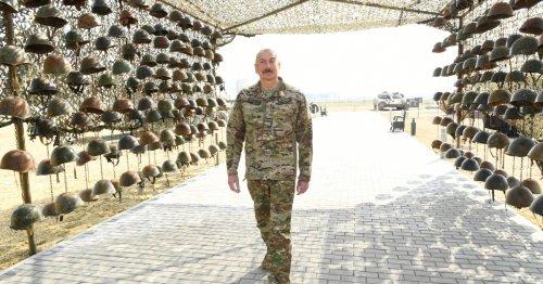 Fury in Armenia as Azerbaijan displays war trophies