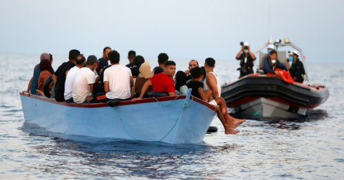 NGO rescues nearly 100 migrants and refugees in the Mediterranean