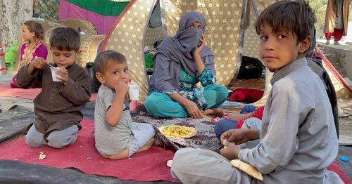 Taliban leader seeks foreign assistance for displaced Afghans