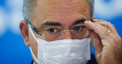 Brazil's health minister tests COVID positive at UNGA