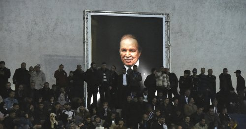 Algeria's Abdelaziz Bouteflika dead at age 84