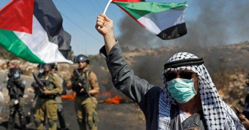 Palestinian village vows to struggle 'until land is returned'
