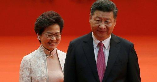 Carrie Lam: Beijing's 'head girl' in Hong Kong