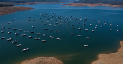 In Pictures: Across US West, drought arriving dangerously early