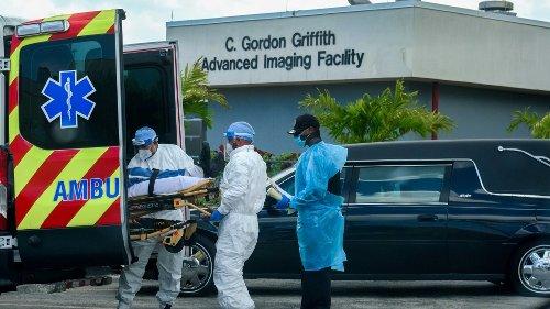 Miami medical teams helpless as COVID-19 ravages South Florida