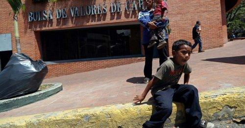 Pandemic fuels Venezuela's worsening child labour crisis
