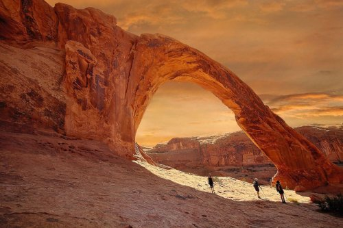 Utah Glamping in Moab Accommodations