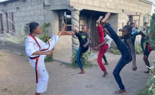 Meet the Zimbabwean Teen Using Taekwondo to Fight Child Marriage