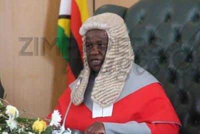 Malaba no Longer Zimbabwe's Chief Justice, High Court Rules