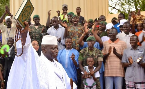 Gambia: Jammeh's Justice and the Shadow of Bensouda
