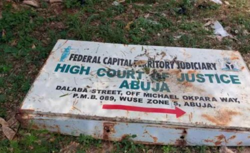 How Crumbling Court Facilities Hamper Wheels of Justice in Abuja