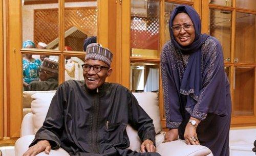 Nigeria's First Lady Aisha Buhari Tells All In New Book