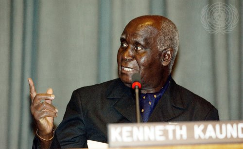 African Leaders Mourn Zambia's Liberation Giant Kenneth Kaunda