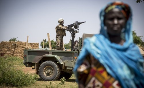 Africa: Building Peace in Troubled Places – South Sudan, the Sahel, Mozambique