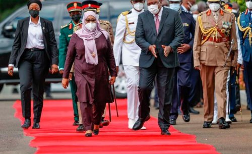 Tanzania: President Samia Steps Up Tanzania's Economic Diplomacy Agenda