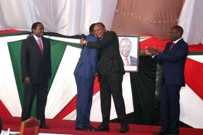 Running Mate Headache for Kenyan Political Bigwigs