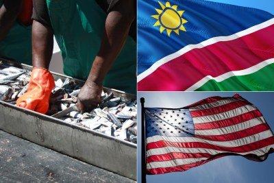 AllAfrica - U.S. & Africa InFocus - cover