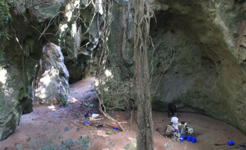 Africa: A Cave Site in Kenya's Forests Reveals the Oldest Human Burial in Africa