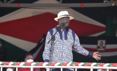 Kenya: 30 Days That Will Make or Break Raila Odinga's 2022 Bid