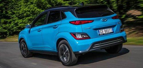 Hyundai Kona Electric, c'è anche il noleggio lungo termine