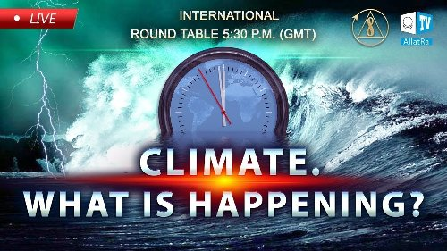 Climate. What is happening?
