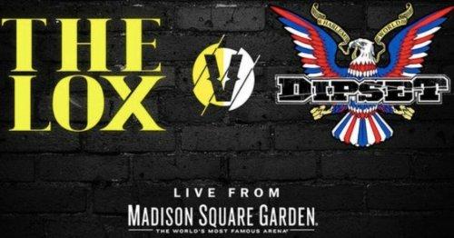 MWAAAAAH! Jada Kiss Plays Jordan for The Lox during The Epic Verzuz Battle Against Dipset
