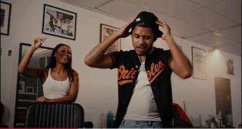 "Blueface Joins Baltimore's Lor Sosa For Posse Cut Dubbed, ""Live Die N Get Paid"" - AllHipHop"