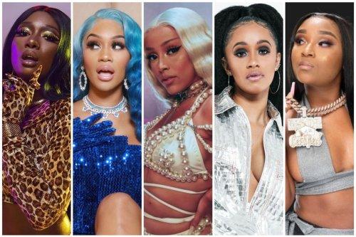 "Spotify Reveals ""Feelin' Myself"" Playlist's Top-Streamed Female Hip Hop Artists - AllHipHop"