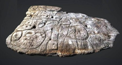 A Stone Slab Unearthed In France Is The Oldest Map Ever Found In Europe