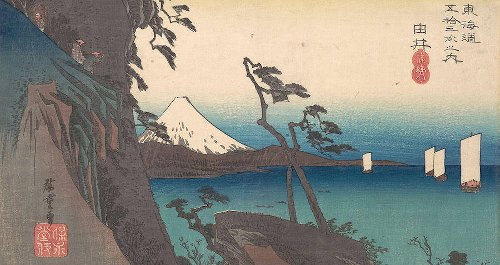 27 Images That Prove Hiroshige Was The Undisputed Master Of Japanese Woodblock Printing