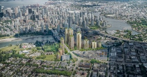 Squamish Nation Plans Dense, Towering Development On Reservation Land In Downtown Vancouver