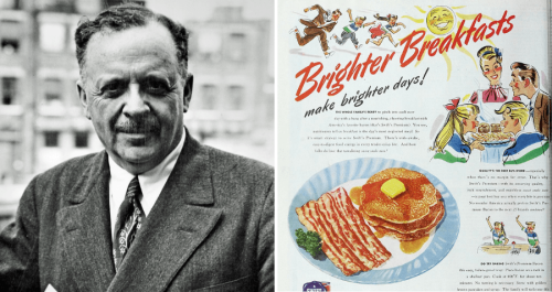 Meet Edward Bernays, The 'Father Of Public Relations' Who Transformed Consumer Culture In America